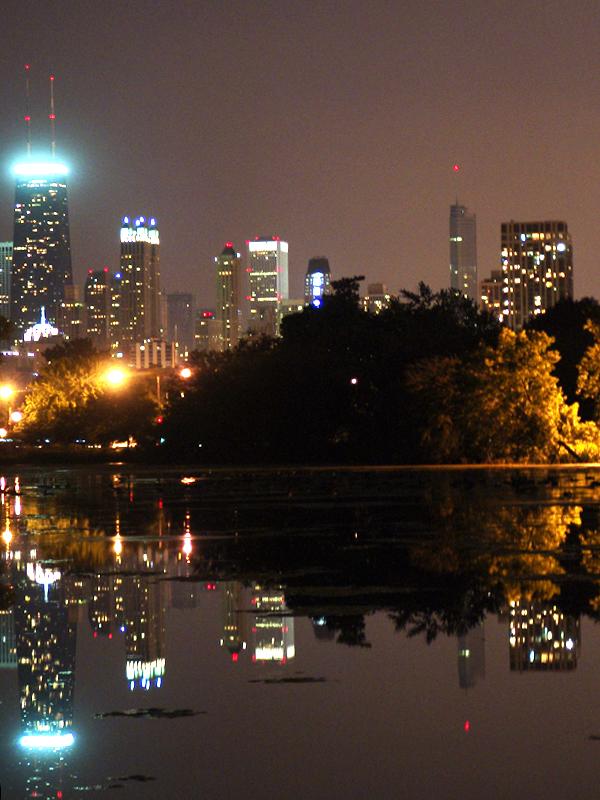 chicago-reflection