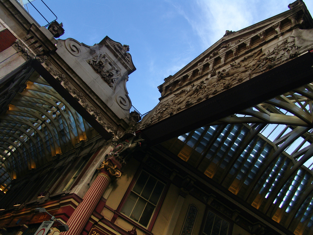 market-corner-london