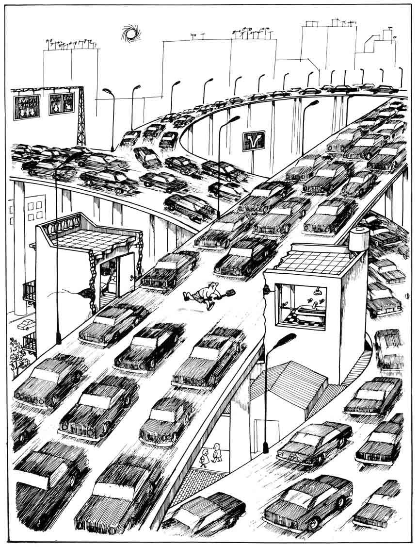 Quino - Carretera