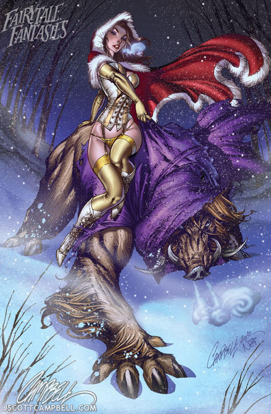 beauty_and_the_beast_2011_by_j_scott_campbell-d2z2rvp