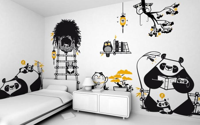 stickers-enfants-kits-thematiques-bonne-nuit-panda